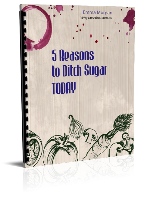 Sugar detox.